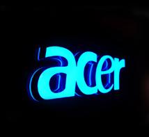 acer迷你发光字